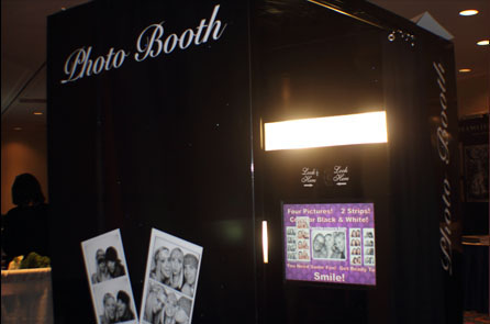 Our Real Photo Booth