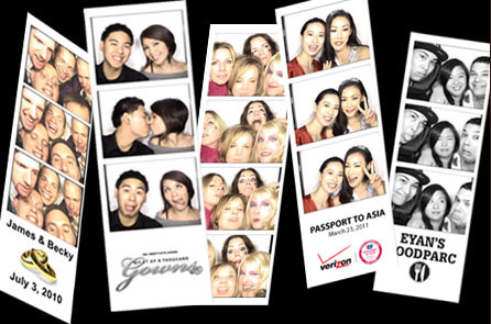 ISh photo booth rentals provides complete arrangement having all kinds of photo booth options.