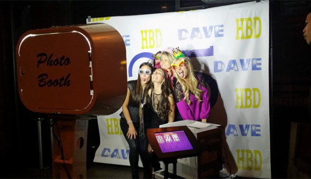 ISH Events provides The Best Photo Booth Rental Services Long Island!