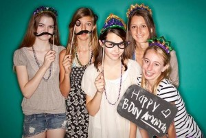 Long Island Birthday Party Photo Booth