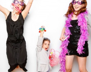 Video booth rental for sharing fun filled moments with friends and family